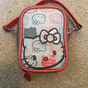 Hello Kitty camera case